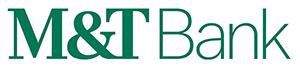 Sponsor - M&T Bank logo